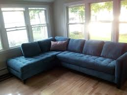 Navy Sectional Sofa Sofa Blue Sectional Sleeper Sofa Denim Sectional Sofa Blue
