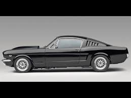 Black 1966 Mustang 1966 Ford Mustang Desktop Wallpaper And High Resolution Images