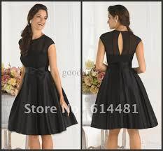 knee length black dresses dress ty