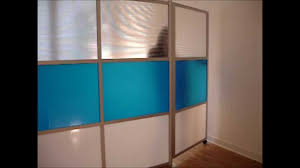Temporary Wall Ideas by Decorating Movable Room Dividers With Temporary Room Dividers