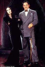 Addams Family Costumes Top 12 Famous Couple For Halloween Costume Ideas Festival