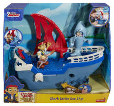 jake land pirates shark ship walmart