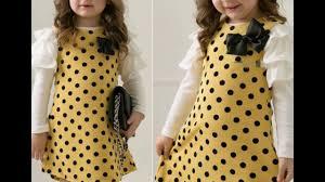 kids cotton dress designs kids frocks 2017 youtube