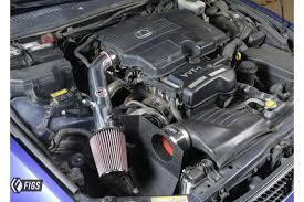 lexus is300 cold air intake hps polish short ram air intake kit heat shield shortram cool