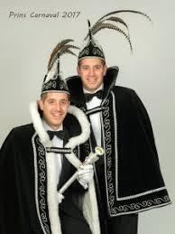 carnaval prins tweelingbroers glenn en joey regeren over narrendonk in 2017