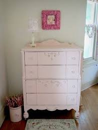 Pink Shabby Chic Dresser by Early 1900 U0027s Shabby Chic Buffet Vintage Furniture Pinterest