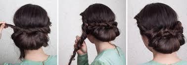 Hochsteckfrisurenen Anleitung Kostenlos by Hochsteckfrisur Mit Haarband 3 Bilder Madame De