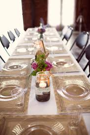 golden gardens bathhouse wedding by nickel images wedding table