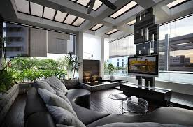 cool living rooms sleek contemporary living room cool water feature design home art