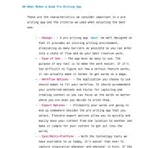 good authors to write research paper on the best writing app for mac ipad and iphone the sweet setup markdown in ulysses