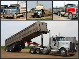 dump truck o u0027daniel trucking company dump truck service