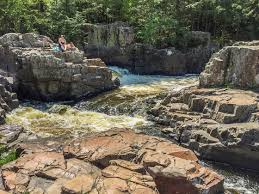 Map Of Wisconsin Dells by Wisconsin Explorer Hiking The Ice Age Trail Eau Claire Dells