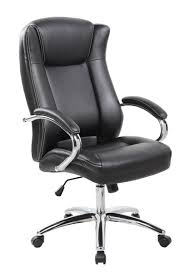 White Leather Office Chair United Office Chair Executive High Back Pu U0026pvc Leather Office