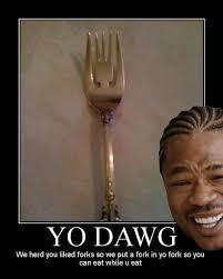 Xzibit Meme Yo Dawg - yo dawg i herd u like memes zulkey com