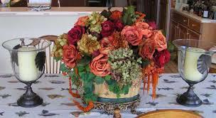 Silk Flower Centerpieces Flower Arrangement Ideas