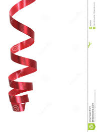 curly ribbon stock photos image 3052453