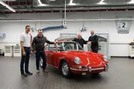 porsche museum cars porsche museum reveals the oldest 911 in its collection