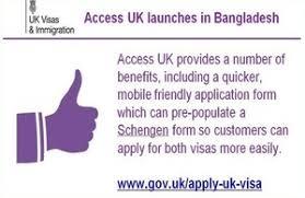 new visit visa application service launched in bangladesh gov uk