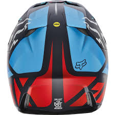 fox helmet motocross fox v3 seca mx17 helmet