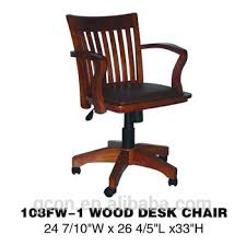 Wood Desk Chair by Office Chair Base Office Chair Base Suppliers And Manufacturers