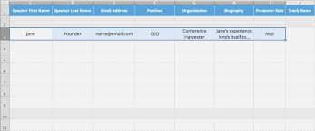 sample conference marketing plan event marketing plan template