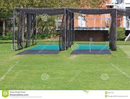 cricket nets royalty free stock images image 9327129