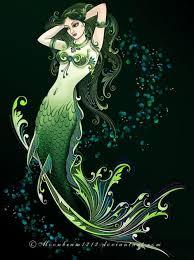 709 water nymph images mermaid art merfolk