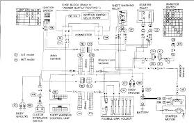 1986 nissan 300zx wiring diagram wiring diagram simonand