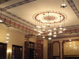 art deco home interiors architecture chandelier cream wall paint decoration with art deco
