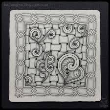 zentangle pattern trio zentangle inspired art trio huggins xyp inspiring art