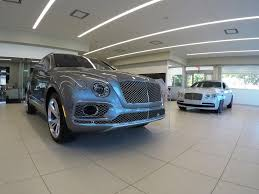 2017 new bentley bentayga w12 awd at bentley edison serving new
