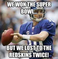 Giants Memes - redskins giants memes quickmeme