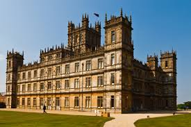 where is the downton abbey castle solidaria garden