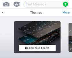 iphone themes that change everything how to change themes and designs swiftkey support