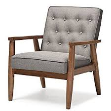 Chas Armchair Amazon Com Armchairs Chairs Living Room Furniture Home U0026 Kitchen