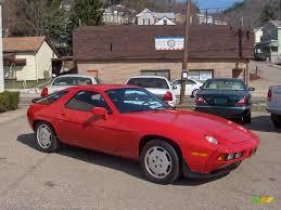 porsche 928 interior car picker red porsche 928
