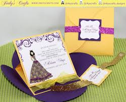 Sweet 16 Invitation Cards Exploding Boxes Archives Jinkys Crafts