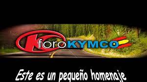 foro kymco youtube