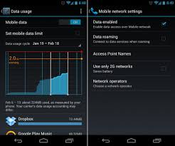 android data usage how to disable mobile data usage beginners guide droid