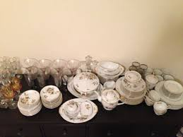 lynmore golden china lynmore china golden set collectibles in