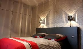 lit de chambre a coucher dressing et tête de lit sur mesure pour une chambre à coucher et