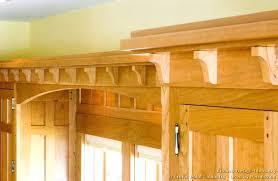 kitchen molding ideas mission style trim mission style trim molding kitchen cabinet crown