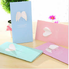 usd 10 00 korea creative greeting card blessing message birthday