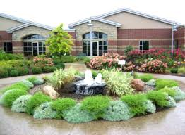 Landscape Flower Garden by Modern Flower Bed Fencing Products Plans Free Kitchen A Flower Bed