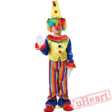 Mens Clown Halloween Costumes Halloween Cosplay Costume Men Clown Costume