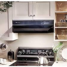 how to install a range hood under cabinet kitchen awesome range hoods evolution qp2 series under cabinet mount