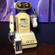 tomy toys omnibot presents 1984 omni bot 5402 stabilizer arm bar