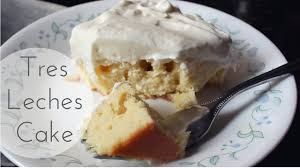 baking tres leches cake youtube