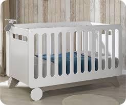 chambre bébé promo lit bébé evolutif pepper blanc et lit bebe lits et bébé