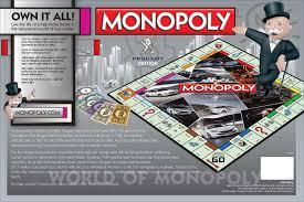 peugeot manufacturer world of monopoly com